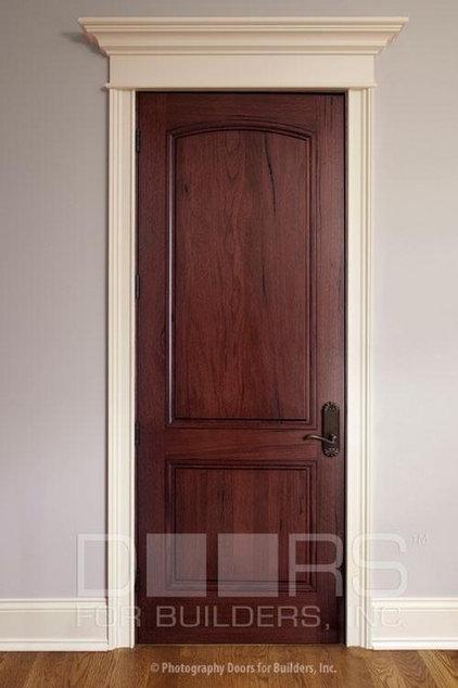 Traditional Interior Doors by Doors For Builders Inc