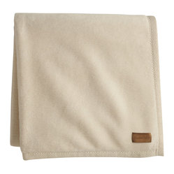All Seasons Blanket, Natural, Throw