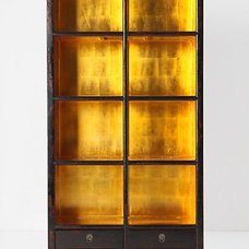 Eclectic Storage Cabinets by Anthropologie
