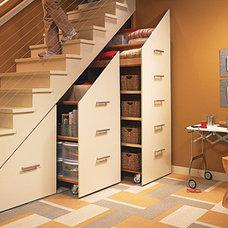 under stair storage - Google Search