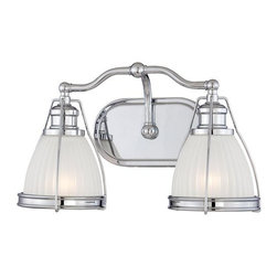 "Minka Lavery - Minka Lavery 5792 2 Light 18"" Width Bathroom Vanity Light - Two Light 18"" Width Bathroom Vanity LightFeatures:"