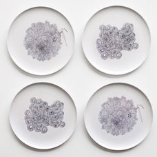Contemporary Plates by Poketo