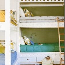 Cottage living bunk beds