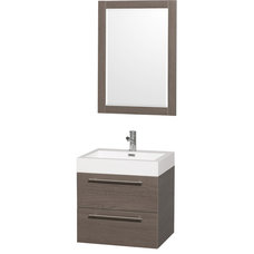 Contemporary Bathroom Vanities And Sink Consoles by First Look Bath