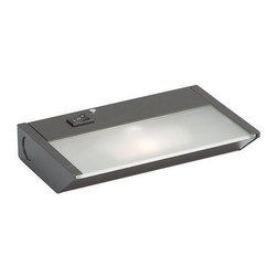 KCL - KCL Direct Wire 2-Light 20W Xenon Under Cabinet Light X-ZB21021 - This direct wire dual light Kichler Lighting under cabinet light comes in a rich Bronze finish that allows it to easily blend in with a variety of kitchen designs. It features two xenon bulbs for ample countertop lighting.