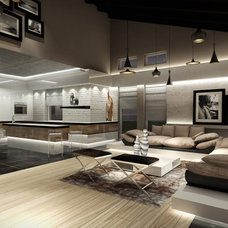 Contemporary Rendering by Art&deco
