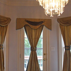 Window Treatments by Dramatic Accent
