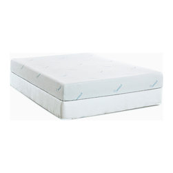 "Enso Sleep Systems - Kona 8"" PureGel Memory Foam Mattress - Kona 8"" PureGel Memory Foam Mattress"