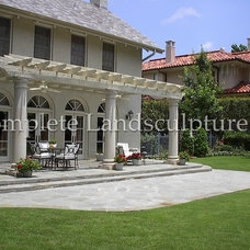 Traditional Exterior by Complete Landsculpture