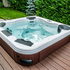 "Modern Hot Tubs by Long Island Hot Tub ""Hot Tub and Pool Experts"""