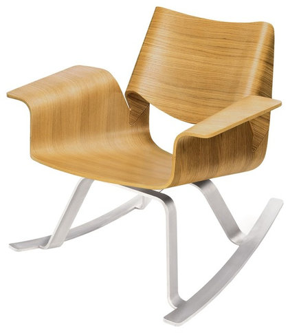 contemporary rocking chairs by Blu Dot
