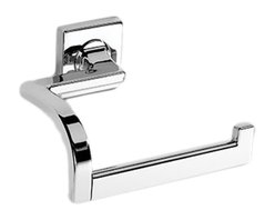Toto - Toto YP626 Polished Chrome Aimes Paper Holder - Toto YP626#CP bathroom accessory Aimes toilet paper holder in polished chrome finish.