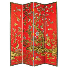 asian screens and wall dividers by Lamps Plus