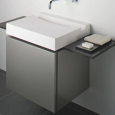 Contemporary Bathroom Cabinets And Shelves by Hydrology