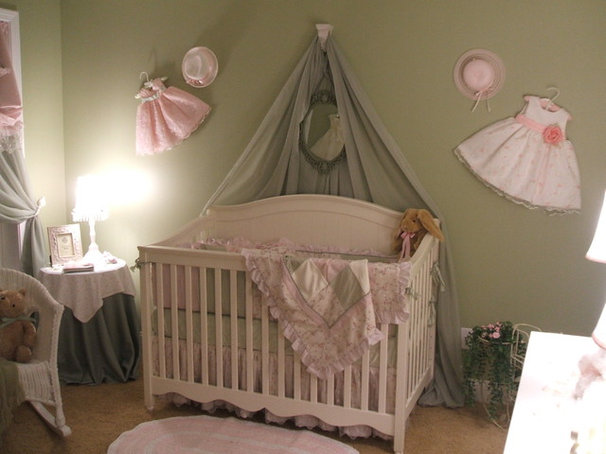 Eclectic Nursery by Creative Decor by Mandi