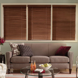 Good Housekeeping Wood Blinds - Good Housekeeping Wood Blinds