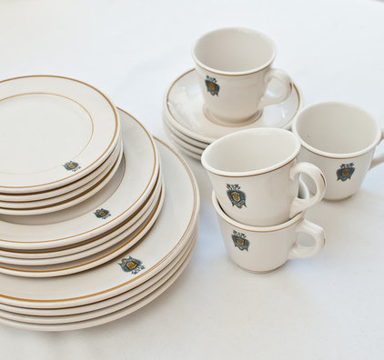 Traditional Dinnerware by Paris Hotel Boutique