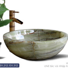 Asian Bathroom Sinks by CARYSIL