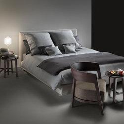 Flexform Beds - Magnum bed by Flexform
