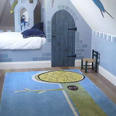 Contemporary Kids Rugs by Fringes Rugs