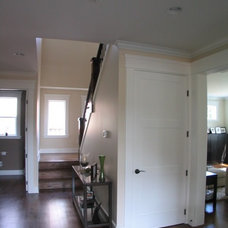 Relocate coat closet in this manner?