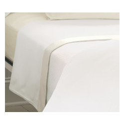 Vendome Flat Sheet - Classic sheeting for a comfortable, refreshing lifestyle....