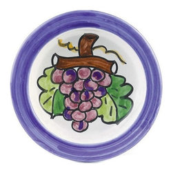 Ceramic - Parrucca Wine Bottle Coaster - Parrucca Wine Bottle Coaster