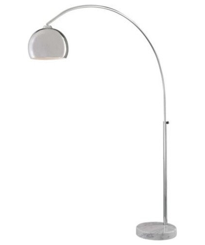 modern floor lamps by Lumens