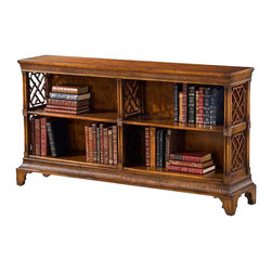 Sarreid - Sarreid Double Chepstow Bookcase -