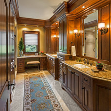 Traditional Bathroom by Designs Galore, LLC