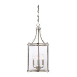 Savoy House - Savoy House 7-1040-3 Penrose 3 Light Pendant - Features:
