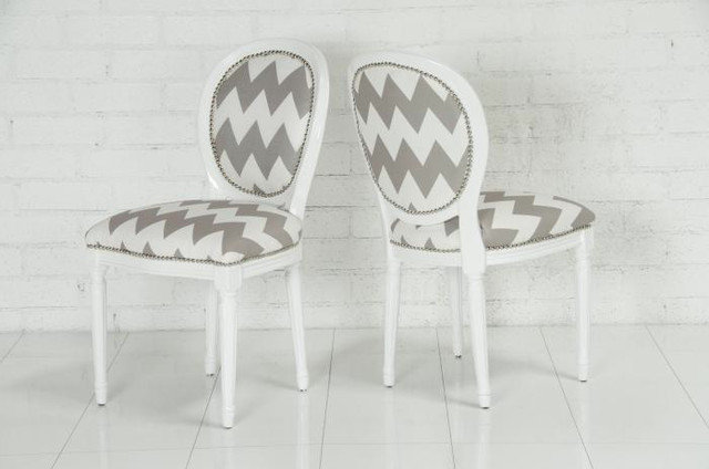 Transitional Dining Chairs by Room Service