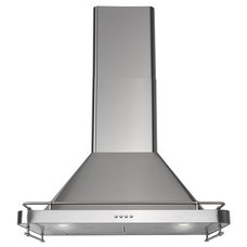 contemporary kitchen hoods and vents by IKEA
