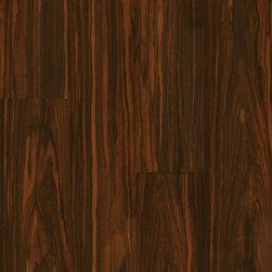 Vinyl / Waterproof Flooring - FreeFit LVT Tigerwood Loose Lay Luxury Vinyl Plank