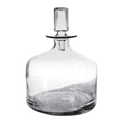 Lazy Susan - Lazy Susan Clear Decanter - Small X-810428 - Made from glass