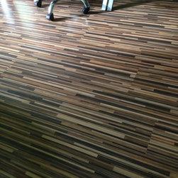 Kronopol Astoria laminate flooring- interesting choice for boys room, office or - Bestlaminate