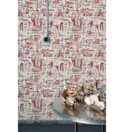 Contemporary Wallpaper by Hygge Cooperative
