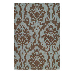 Kaleen Habitat Sea Spray Rug
