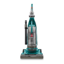 Bissell - BISSELL Healthy Home Upright Vacuum II - The powerful 12 amp Healthy Home Vacuum has multi-cyclonic technology that provides non-stop suction for superior cleaning. Vacuum is equipped with an Airetight HEPA system to trap and seal-in 99.9% of the allergens in the air.