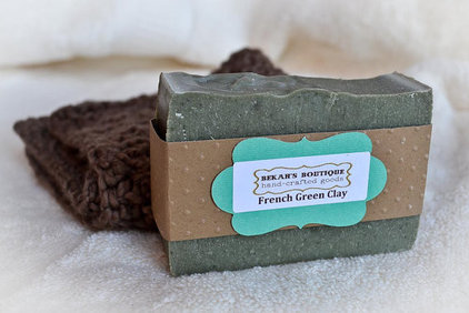 Traditional Bath And Spa Accessories by Etsy