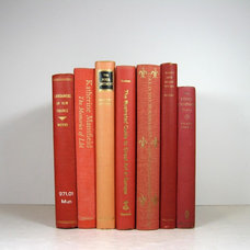 Eclectic Books by DecadesofVintage