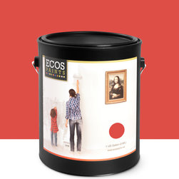 Imperial Paints - Eggshell Wall Paint, Gallon Can, Wow! - Overview: