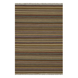 Loloi Rugs - Loloi Rugs Camden Multi Transitional Hand Woven Striped Rug X-656300LM40-MCDMAC - The Camden Collection from India, is hand-woven of 100% wool, showcasing a series of striped and solid flat weave kilims in a broad range of soft, on-trend colors. Camden's defining characteristic is its texture, which alternates with each stripe inthe pattern to create an unprecedented appearance that will freshen up any room.