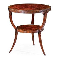Jonathan Charles - New Jonathan Charles Side Table Mahogany - Product Details