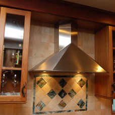 Range Hoods And Vents by Cabinets by Graber