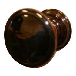 "Waterstone - Waterstone Traditional 1 1/2"" Large Knob - HTK-002"", Chocolate Bronze - Traditional 1 1/2"" Large Knob"