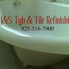 Bathtub & Tile Refinishing -