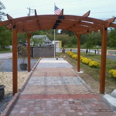 Traditional Gazebos by Angerstein's Lighting & Design Center