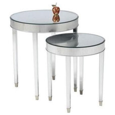 Traditional Side Tables And End Tables by Amazon