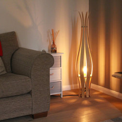 Charmed Floor Lamp - Miles Dexter